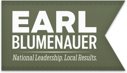 Take Action | Earl Blumenauer